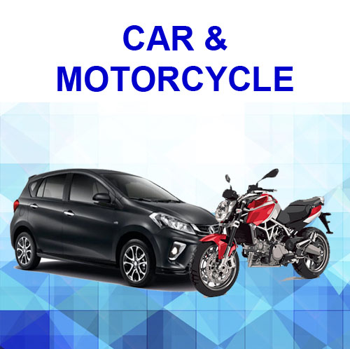CAR & MOTORCYCLE INSURANCE